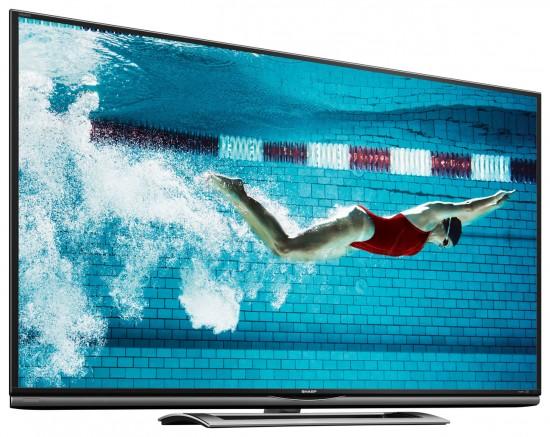 Sharp HDTV news: Aquos, LC-90LE745U, AQUOS, LC-80LE632U, Elite, LC